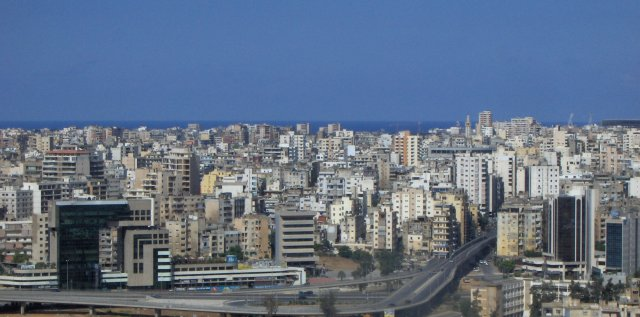 Beirut - on 12 June 2006 ...