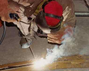 Manual Metal Arc Welding