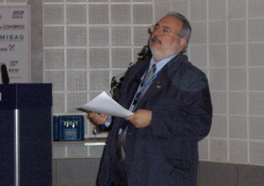 Mr. Rogério Arcuri-Filho, National Director ABRAMAN - Brazil<BR>  Speaker: