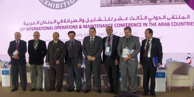 Board members of the OMAINTEC Institute