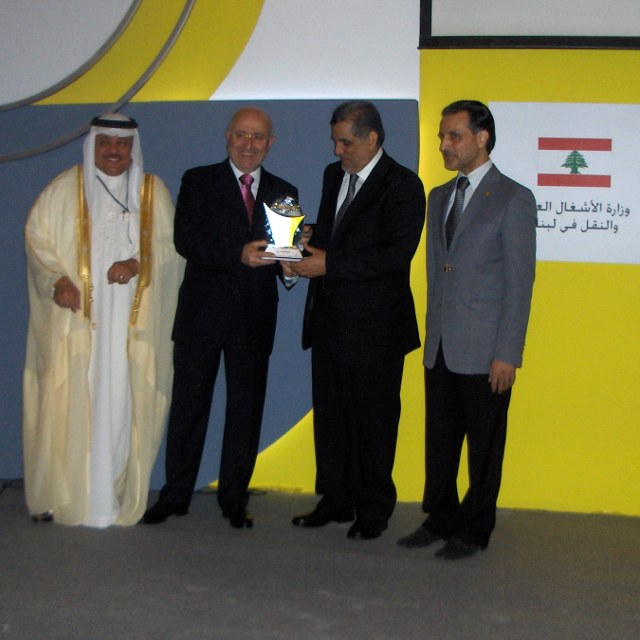 Distinction for Eng. Mohammed Al-Rafaa, National Grid SA (SA) for his outstanding presentations.