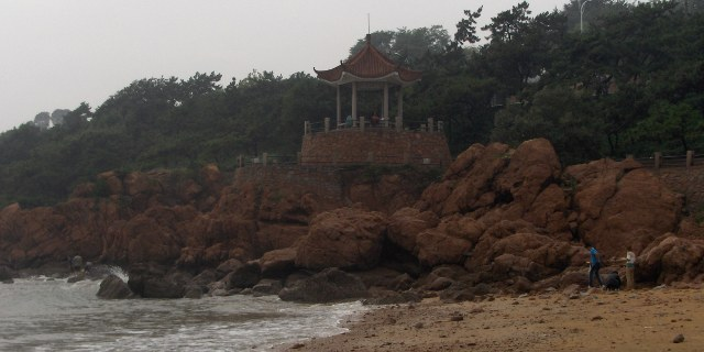 Qingdao - on the Pacific coast